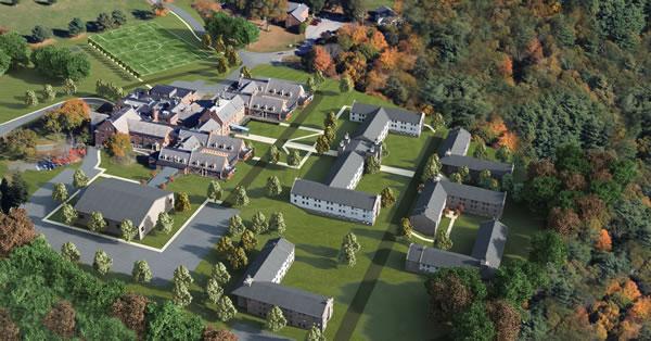 Suất học bổng Merit 20-50% tại trường trung học Cats Academy Boston