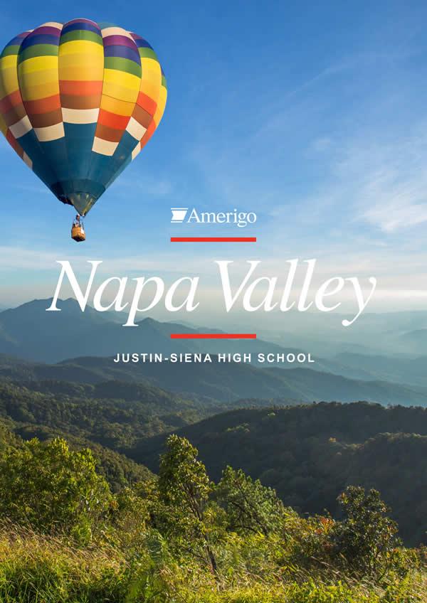 Amerigo Napa Valley Brochure
