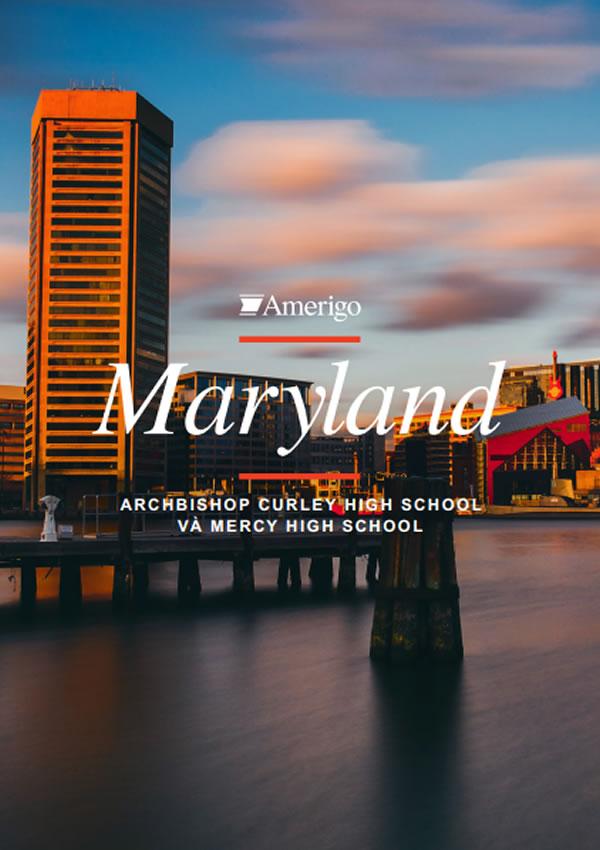 Amerigo Maryland Brochure