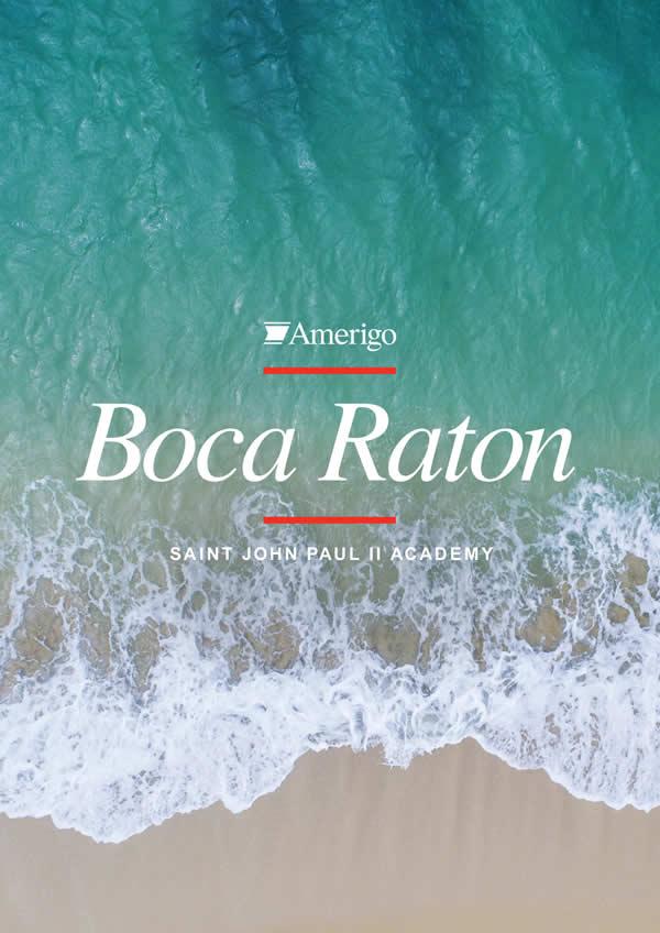 Amerigo Boca Raton Brochure